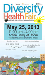 Terrace Diversity Health Fair