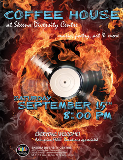 Coffee House at Skeena Diversity