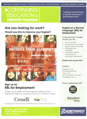 ESL for Employment NWCC