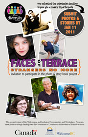 Faces of Terrace