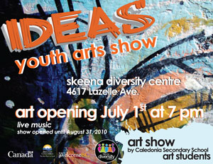 IDEAS: youth arts show